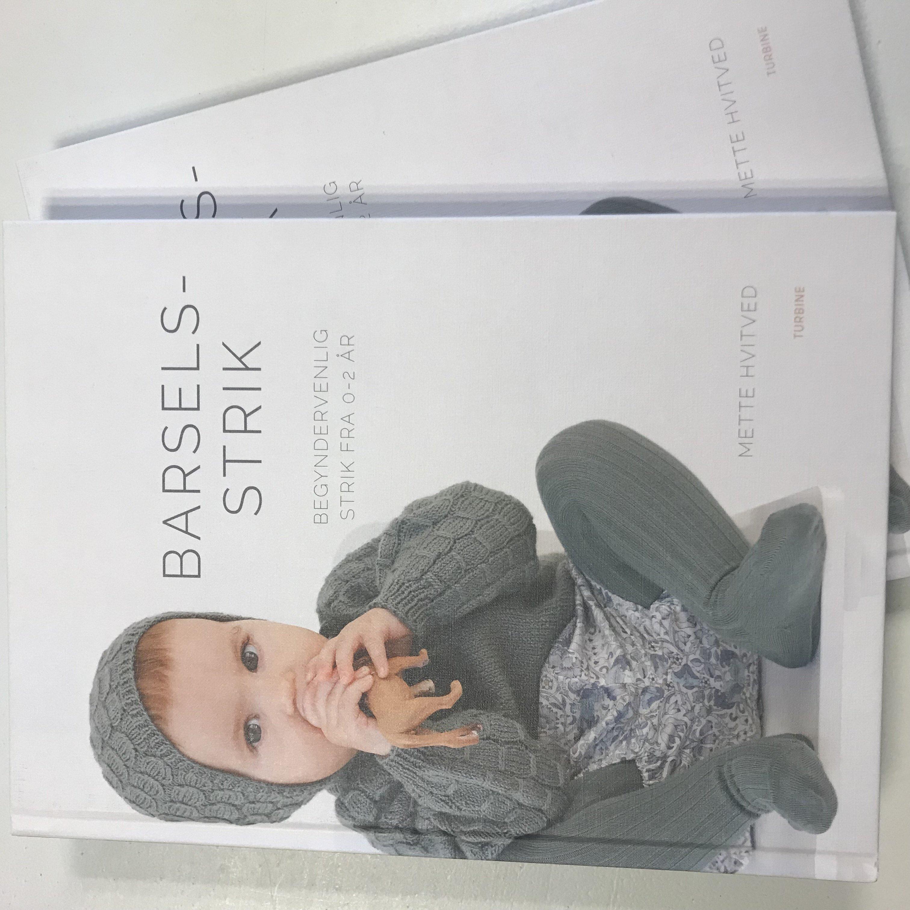Barselsstrik - Mette Hvitved
